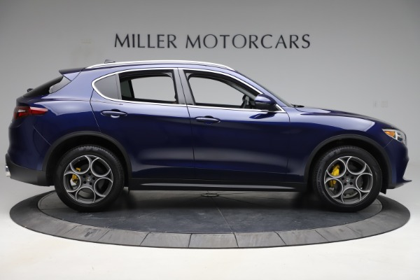 Used 2019 Alfa Romeo Stelvio Q4 for sale Sold at Bugatti of Greenwich in Greenwich CT 06830 9
