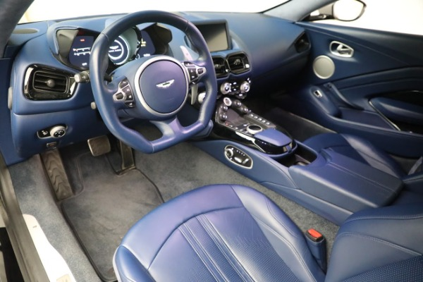 New 2019 Aston Martin Vantage for sale Sold at Bugatti of Greenwich in Greenwich CT 06830 14