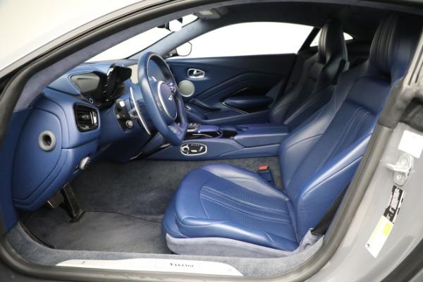 New 2019 Aston Martin Vantage for sale Sold at Bugatti of Greenwich in Greenwich CT 06830 15