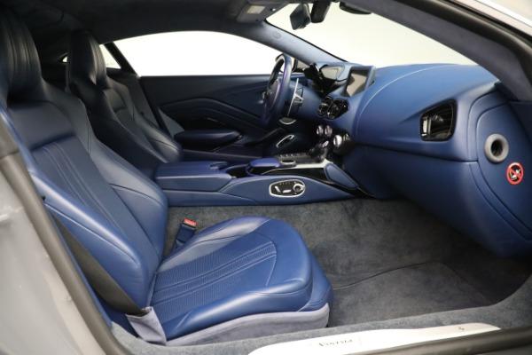 New 2019 Aston Martin Vantage for sale Sold at Bugatti of Greenwich in Greenwich CT 06830 19