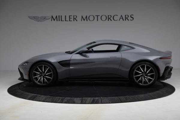 New 2019 Aston Martin Vantage for sale Sold at Bugatti of Greenwich in Greenwich CT 06830 2