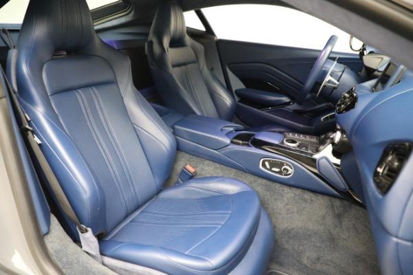 New 2019 Aston Martin Vantage for sale Sold at Bugatti of Greenwich in Greenwich CT 06830 20