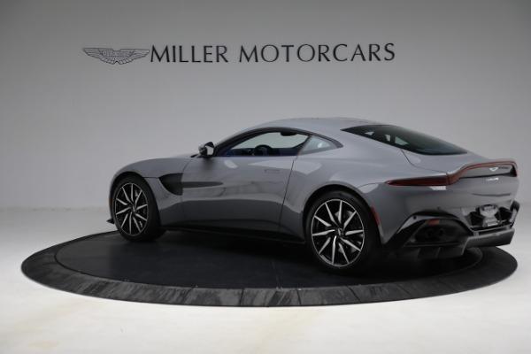 New 2019 Aston Martin Vantage for sale Sold at Bugatti of Greenwich in Greenwich CT 06830 3