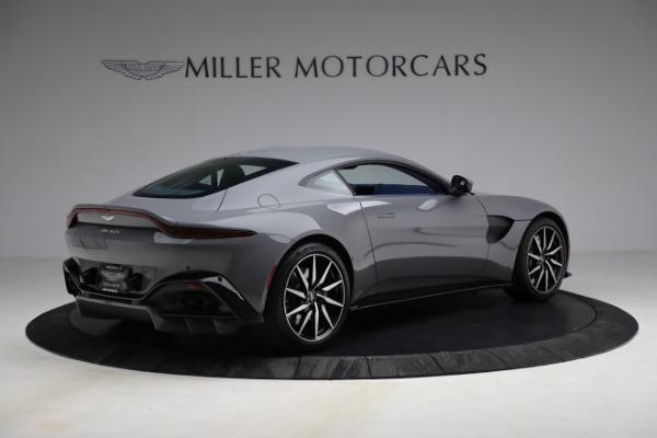 New 2019 Aston Martin Vantage for sale Sold at Bugatti of Greenwich in Greenwich CT 06830 7
