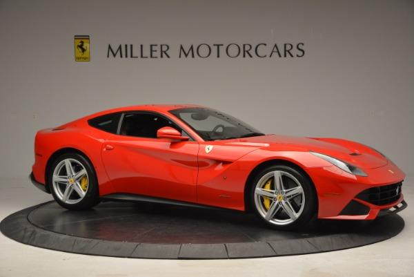 Used 2015 Ferrari F12 Berlinetta for sale Sold at Bugatti of Greenwich in Greenwich CT 06830 10