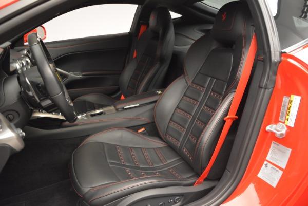Used 2015 Ferrari F12 Berlinetta for sale Sold at Bugatti of Greenwich in Greenwich CT 06830 15