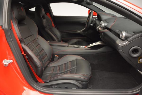 Used 2015 Ferrari F12 Berlinetta for sale Sold at Bugatti of Greenwich in Greenwich CT 06830 18