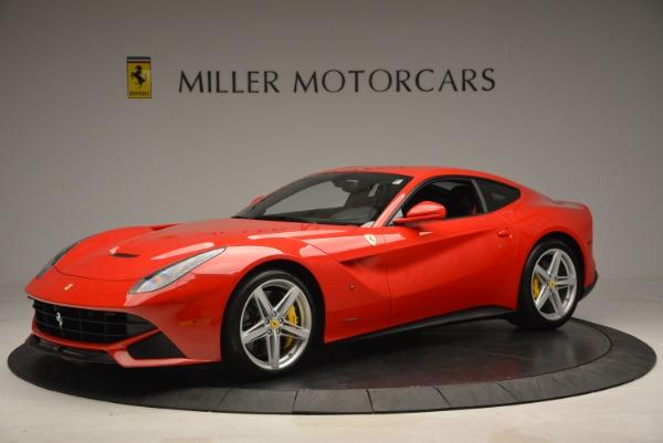 Used 2015 Ferrari F12 Berlinetta for sale Sold at Bugatti of Greenwich in Greenwich CT 06830 2