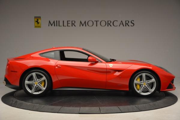 Used 2015 Ferrari F12 Berlinetta for sale Sold at Bugatti of Greenwich in Greenwich CT 06830 9