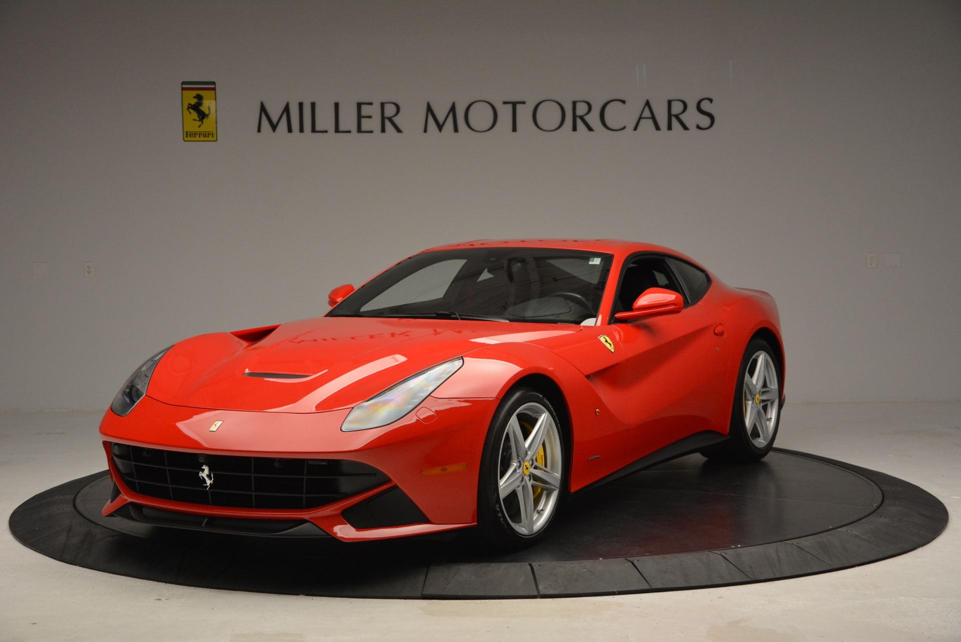 Used 2015 Ferrari F12 Berlinetta for sale Sold at Bugatti of Greenwich in Greenwich CT 06830 1
