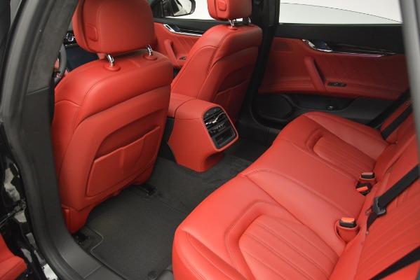 New 2019 Maserati Quattroporte S Q4 GranLusso for sale Sold at Bugatti of Greenwich in Greenwich CT 06830 15