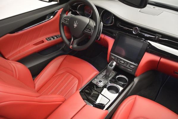 New 2019 Maserati Quattroporte S Q4 GranLusso for sale Sold at Bugatti of Greenwich in Greenwich CT 06830 23