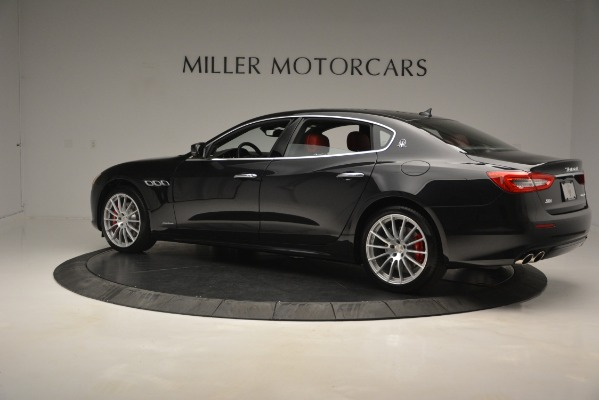 New 2019 Maserati Quattroporte S Q4 GranLusso for sale Sold at Bugatti of Greenwich in Greenwich CT 06830 4