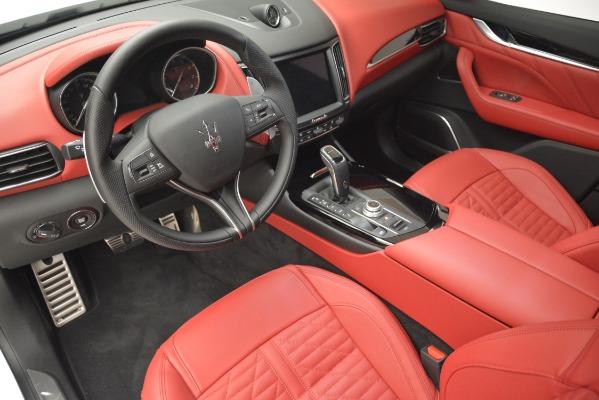 New 2019 Maserati Levante Q4 GranSport for sale Sold at Bugatti of Greenwich in Greenwich CT 06830 18