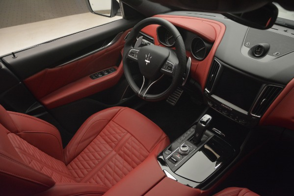 New 2019 Maserati Levante Q4 GranSport for sale Sold at Bugatti of Greenwich in Greenwich CT 06830 20