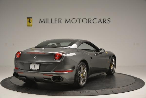Used 2016 Ferrari California T Handling Speciale for sale Sold at Bugatti of Greenwich in Greenwich CT 06830 19