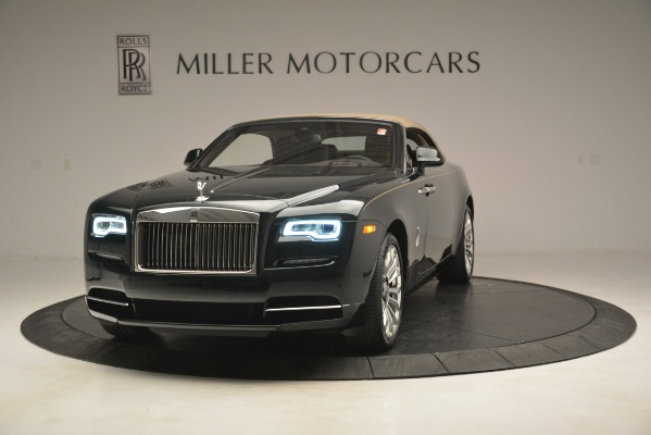 New 2019 Rolls-Royce Dawn for sale Sold at Bugatti of Greenwich in Greenwich CT 06830 18