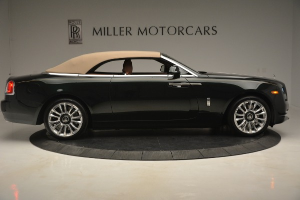 New 2019 Rolls-Royce Dawn for sale Sold at Bugatti of Greenwich in Greenwich CT 06830 27