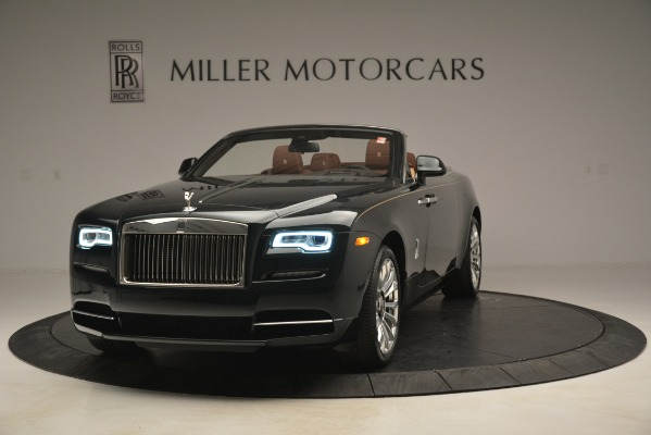 New 2019 Rolls-Royce Dawn for sale Sold at Bugatti of Greenwich in Greenwich CT 06830 1