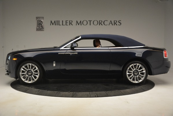 New 2019 Rolls-Royce Dawn for sale Sold at Bugatti of Greenwich in Greenwich CT 06830 19