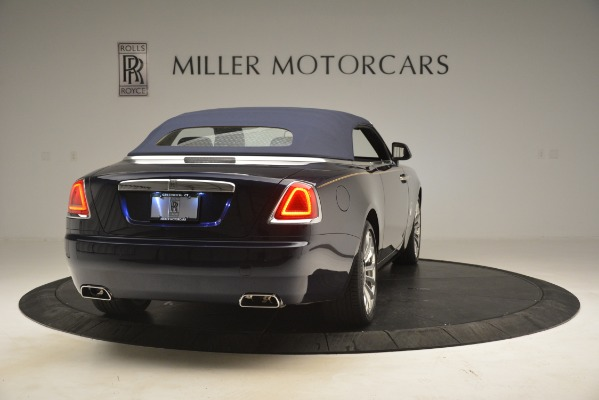 New 2019 Rolls-Royce Dawn for sale Sold at Bugatti of Greenwich in Greenwich CT 06830 24
