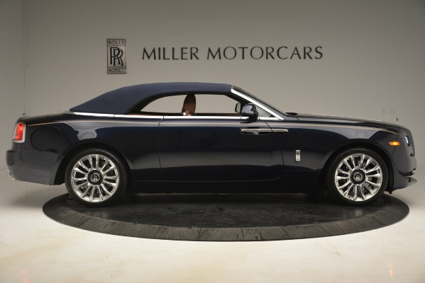 New 2019 Rolls-Royce Dawn for sale Sold at Bugatti of Greenwich in Greenwich CT 06830 26
