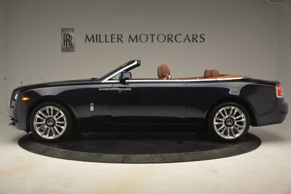 New 2019 Rolls-Royce Dawn for sale Sold at Bugatti of Greenwich in Greenwich CT 06830 4