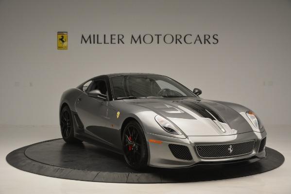 Used 2011 Ferrari 599 GTO for sale Sold at Bugatti of Greenwich in Greenwich CT 06830 11
