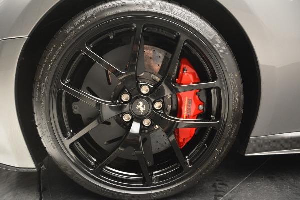 Used 2011 Ferrari 599 GTO for sale Sold at Bugatti of Greenwich in Greenwich CT 06830 16
