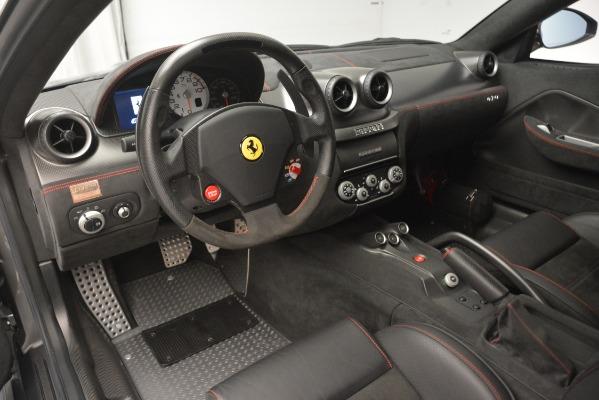 Used 2011 Ferrari 599 GTO for sale Sold at Bugatti of Greenwich in Greenwich CT 06830 22
