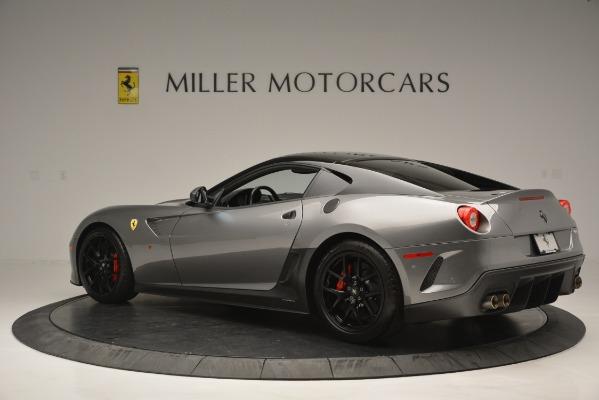 Used 2011 Ferrari 599 GTO for sale Sold at Bugatti of Greenwich in Greenwich CT 06830 4