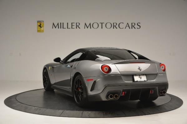 Used 2011 Ferrari 599 GTO for sale Sold at Bugatti of Greenwich in Greenwich CT 06830 5