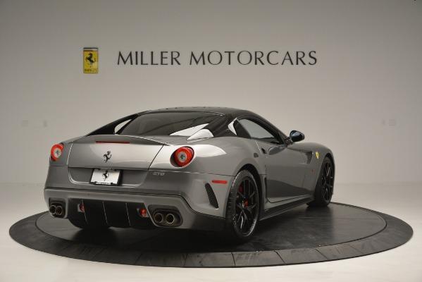 Used 2011 Ferrari 599 GTO for sale Sold at Bugatti of Greenwich in Greenwich CT 06830 7