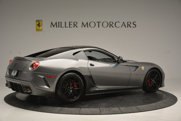 Used 2011 Ferrari 599 GTO for sale Sold at Bugatti of Greenwich in Greenwich CT 06830 8