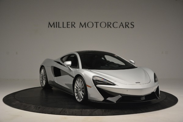 New 2019 McLaren 570GT Coupe for sale Sold at Bugatti of Greenwich in Greenwich CT 06830 11