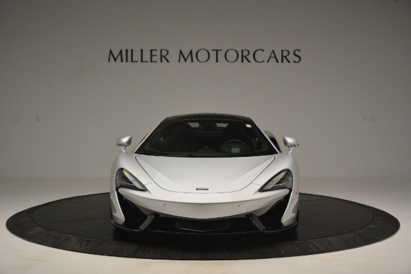New 2019 McLaren 570GT Coupe for sale Sold at Bugatti of Greenwich in Greenwich CT 06830 12