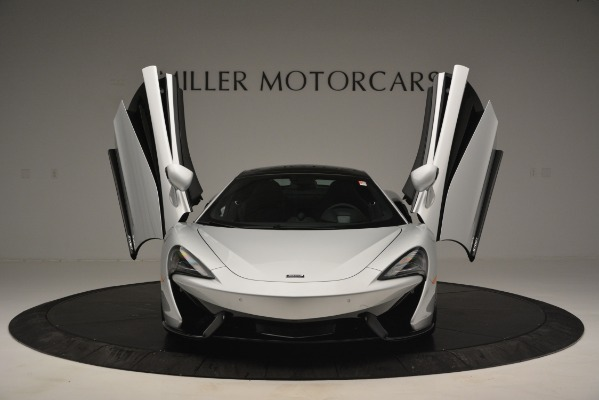 New 2019 McLaren 570GT Coupe for sale Sold at Bugatti of Greenwich in Greenwich CT 06830 13