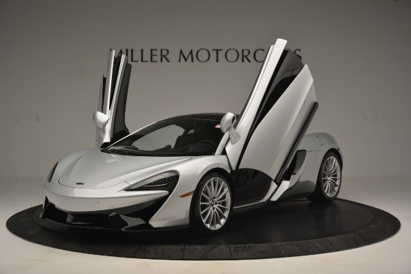 New 2019 McLaren 570GT Coupe for sale Sold at Bugatti of Greenwich in Greenwich CT 06830 14