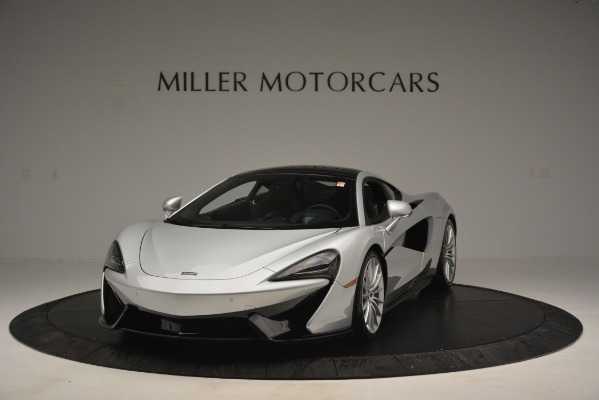 New 2019 McLaren 570GT Coupe for sale Sold at Bugatti of Greenwich in Greenwich CT 06830 2