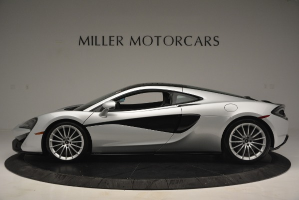 New 2019 McLaren 570GT Coupe for sale Sold at Bugatti of Greenwich in Greenwich CT 06830 3