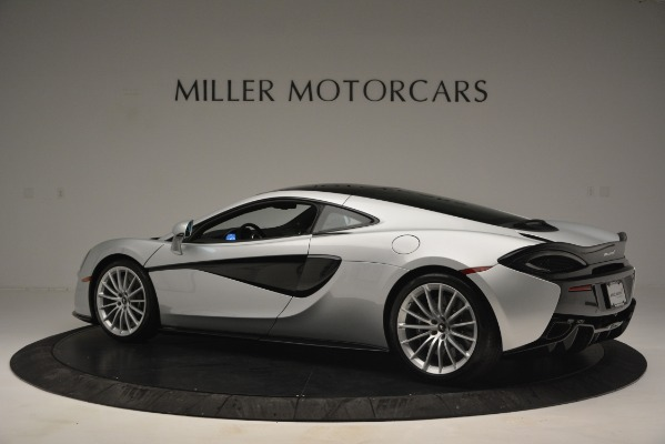 New 2019 McLaren 570GT Coupe for sale Sold at Bugatti of Greenwich in Greenwich CT 06830 4