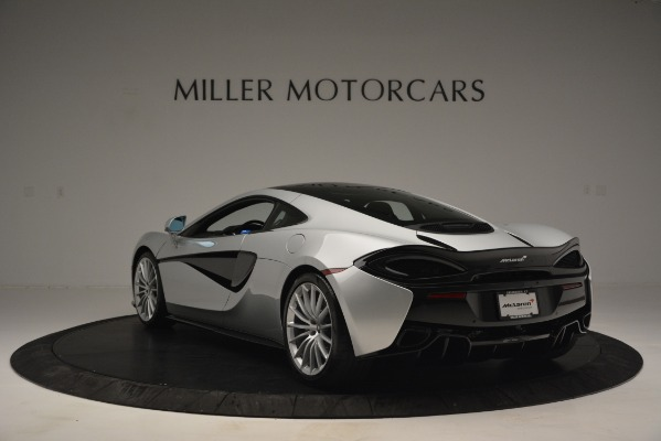 New 2019 McLaren 570GT Coupe for sale Sold at Bugatti of Greenwich in Greenwich CT 06830 5