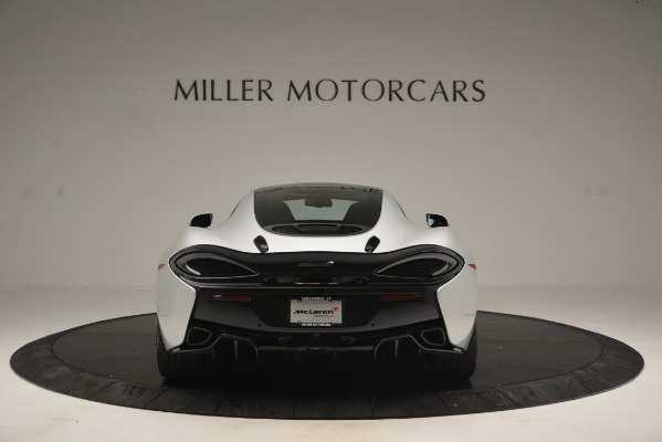 New 2019 McLaren 570GT Coupe for sale Sold at Bugatti of Greenwich in Greenwich CT 06830 6