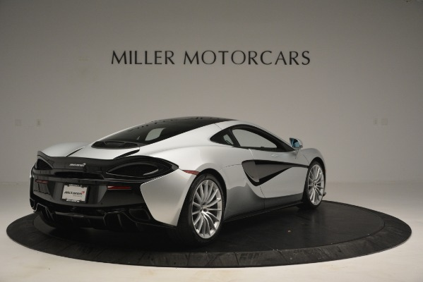 New 2019 McLaren 570GT Coupe for sale Sold at Bugatti of Greenwich in Greenwich CT 06830 7
