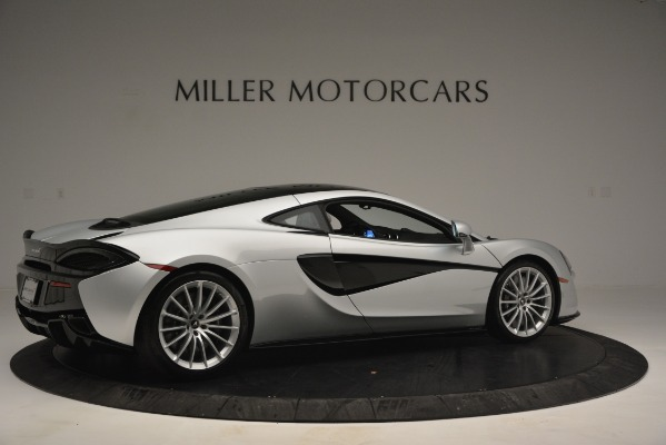 New 2019 McLaren 570GT Coupe for sale Sold at Bugatti of Greenwich in Greenwich CT 06830 8