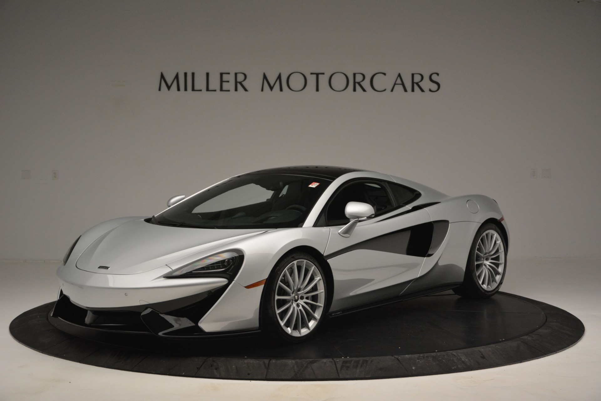 New 2019 McLaren 570GT Coupe for sale Sold at Bugatti of Greenwich in Greenwich CT 06830 1