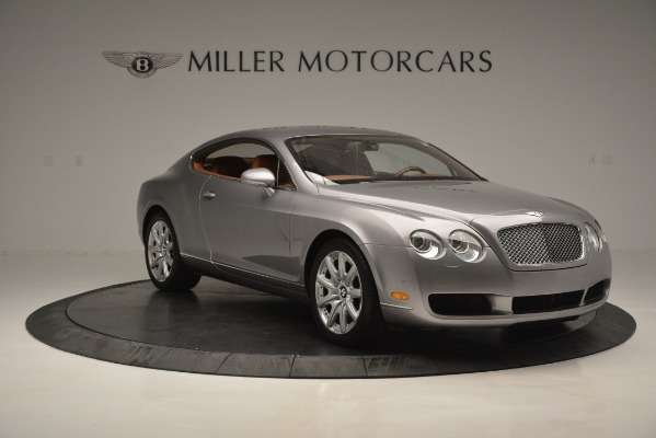 Used 2005 Bentley Continental GT GT Turbo for sale Sold at Bugatti of Greenwich in Greenwich CT 06830 11
