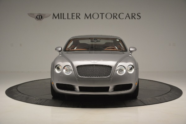 Used 2005 Bentley Continental GT GT Turbo for sale Sold at Bugatti of Greenwich in Greenwich CT 06830 12
