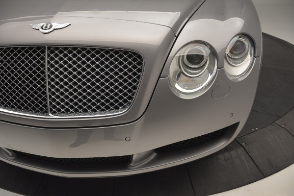 Used 2005 Bentley Continental GT GT Turbo for sale Sold at Bugatti of Greenwich in Greenwich CT 06830 13