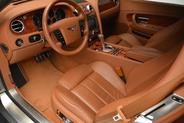 Used 2005 Bentley Continental GT GT Turbo for sale Sold at Bugatti of Greenwich in Greenwich CT 06830 17
